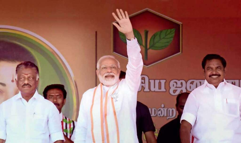 BJP tie-up could prove costly to AIADMK in Tamil Nadu