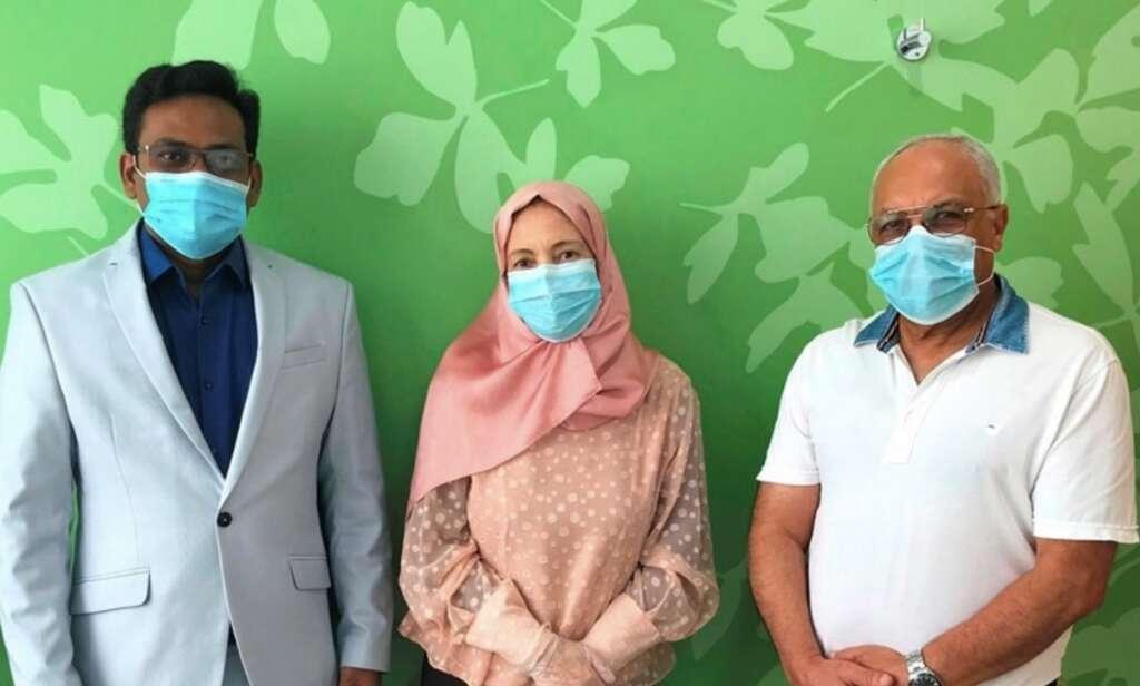 Rare procedure, Dubai, helps, cancer patient, recover, illness, Dubai