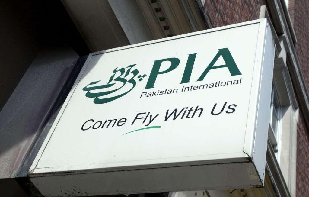 PIA, Pakistan, airline