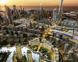Another Jewel: Mohammed bin Rashid City
