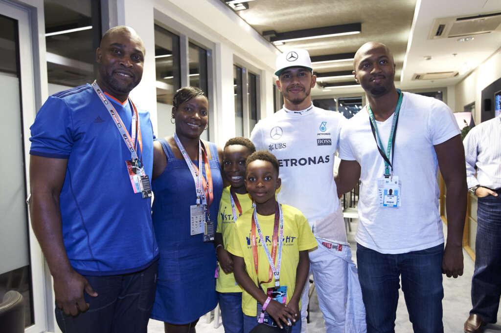 A dream come true for Hamilton fan - News | Khaleej Times
