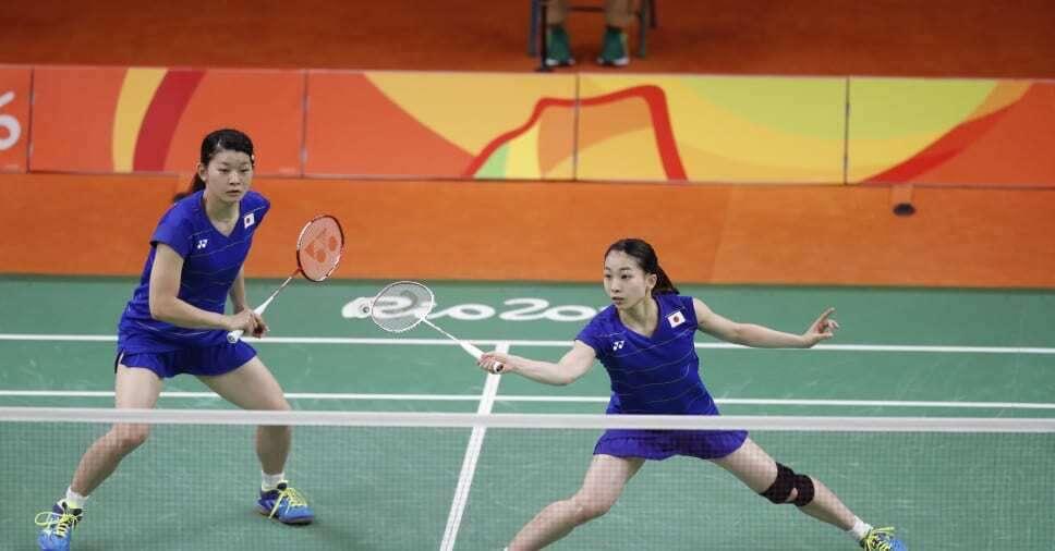 Badminton Olympia