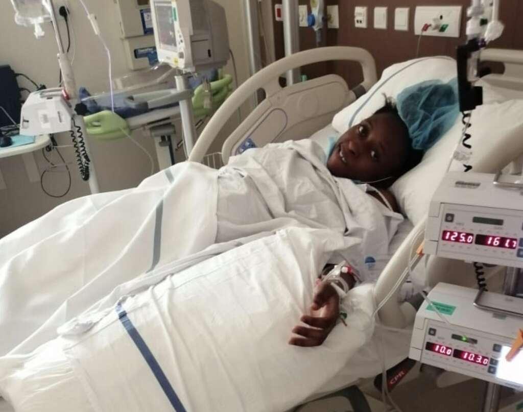 Woman, waiting, repatriation, delivers, quadruplets, Dubai hospital