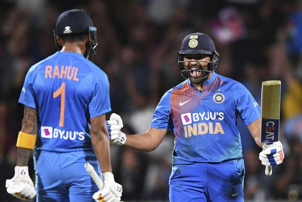 Sharma stars as India clinch T20 series