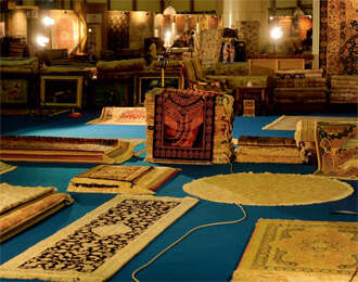 Into the world of knots, weaves with Carpet Oasis