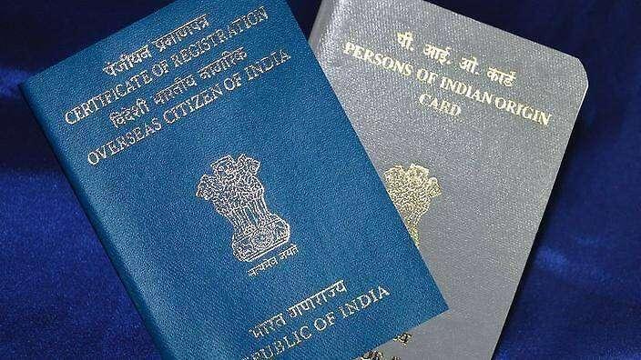 India, OCI, Overseas Citizen of India, India Abu Dhabi