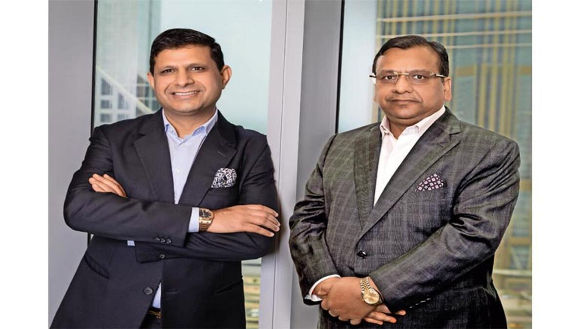Bal Krishen and Deepak Sawarthia