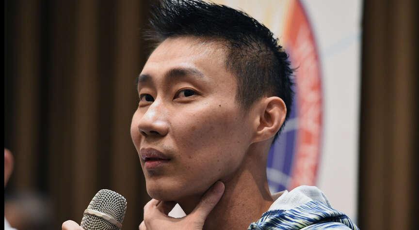 Badminton ace Lee reveals tears over cancer diagnosis