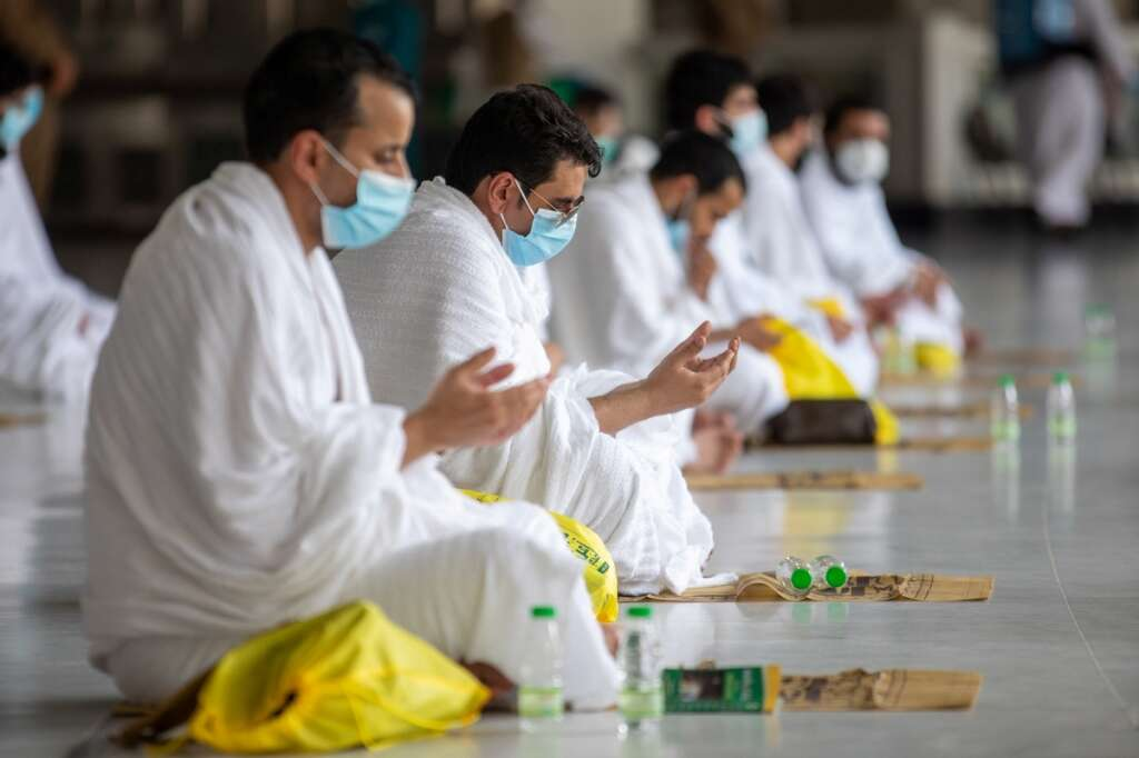Haj 2020: Saudi authorities prepare for pilgrims' arrival on Mount Arafat -  News   Khaleej Times