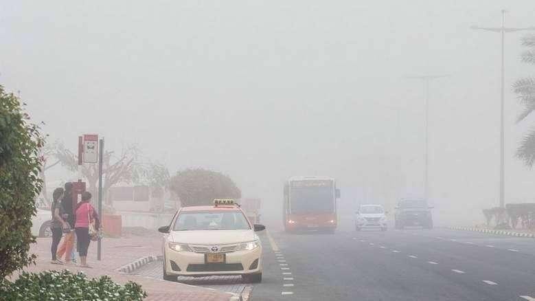 uae weather forecast, dubai weather, uae fog, dubai rain, uae fog