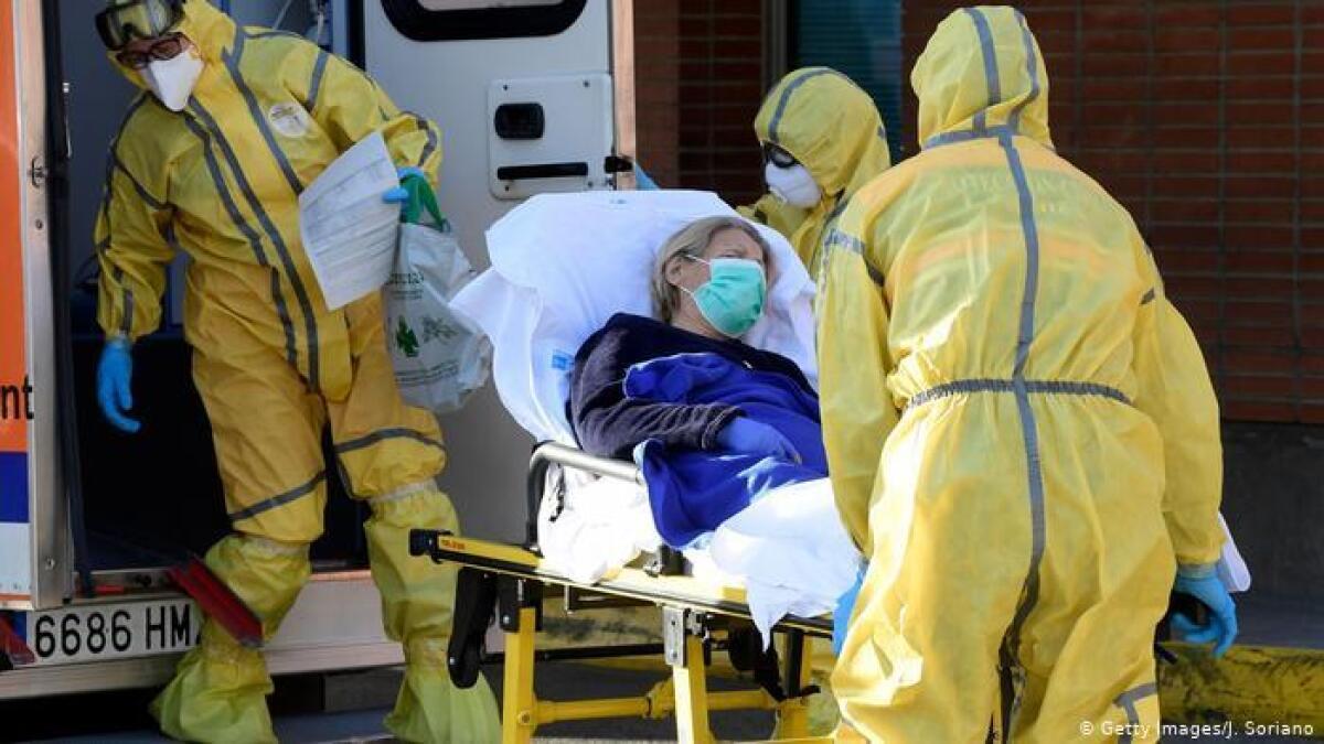coronavirus in spain, covid19 deaths