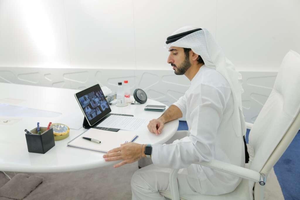 Sheikh Hamdan bin Mohammed bin Rashid Al Maktoum, cyber security, vital, Dubai, progress, UAE