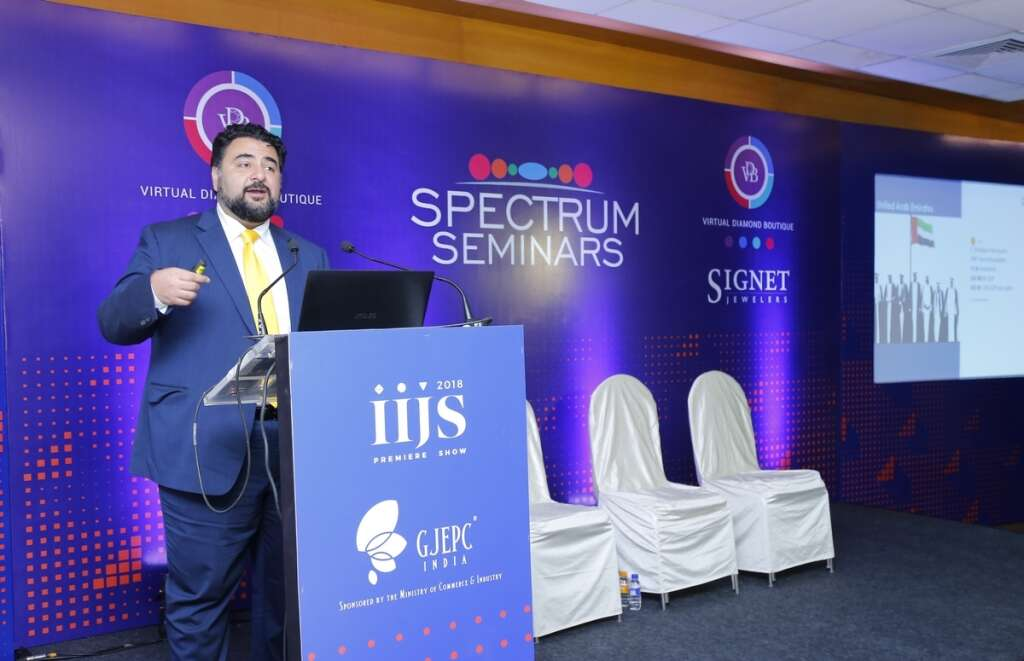 Dubai taps India's jewellery sector