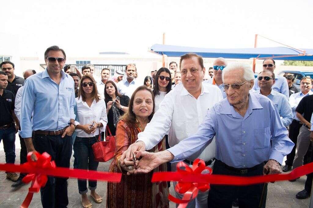 Foam insulation factory opens in Ras Al Khaimah - News