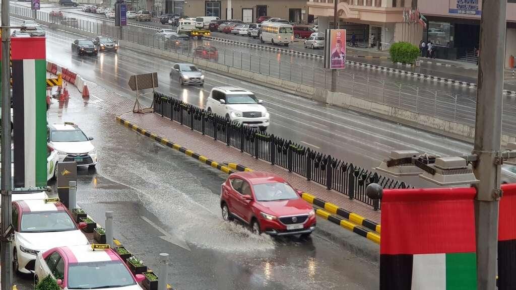Weather alert, rain, UAE weather, low pressure, Dubai rain, Rain in Dubai