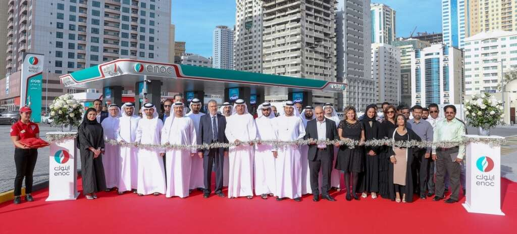 Enoc Group to open 22 new service stations across the UAE in 2020