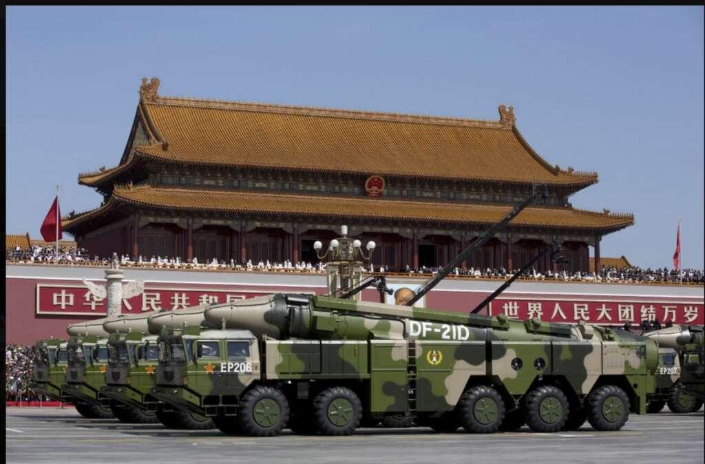 China, missile, disputed sea