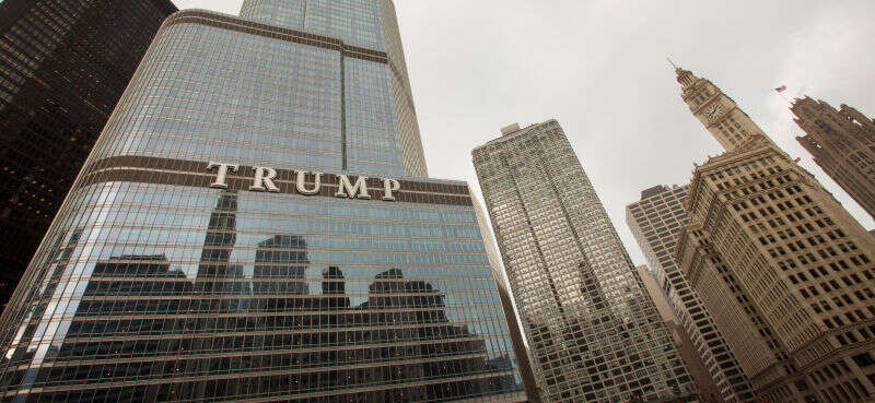 The new name of Trump Tower is...