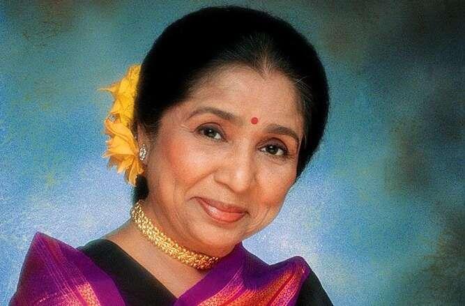 Asha Bhosle, Birthday, Bollywood, Playback singing