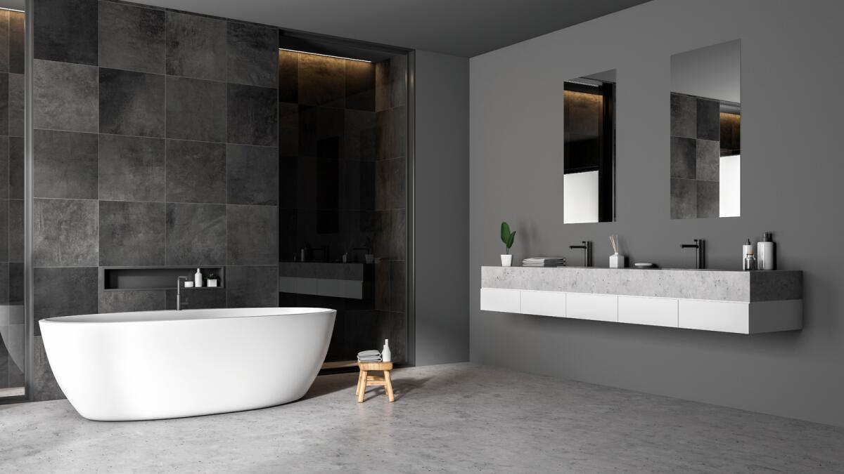 5 home decor tips that will transform your bath