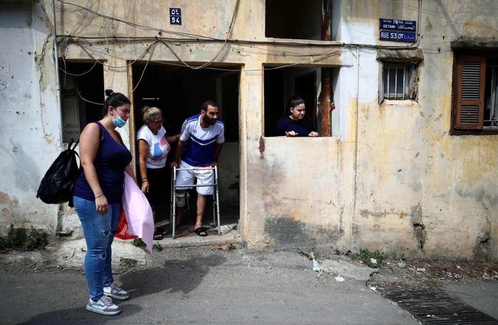 Rita Faraj, Beirut's, catastrophic port