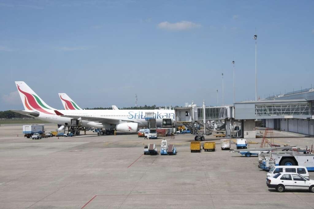Sri Lanka airports, alert, Nishantha Silva, Asia