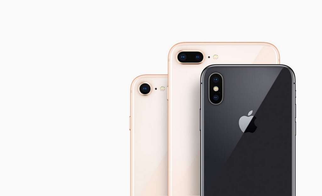 Apple offers trade-in on older phones up to Dh1,550