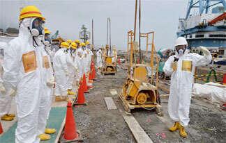 Fukushima decontamination insufficient: Greenpeace