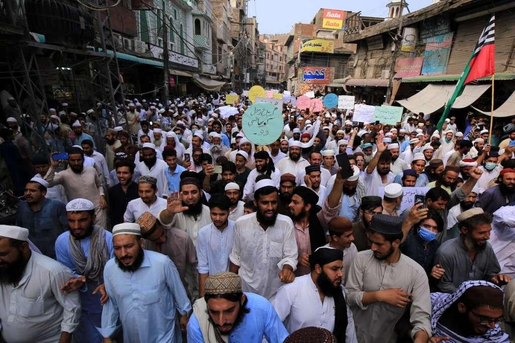 Pakistan, blasphemy, killer