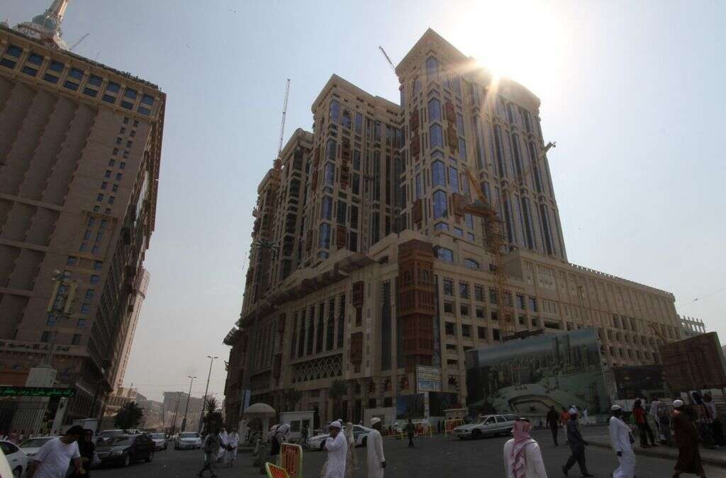 Jabal Omar, Ruwad Civil Construction inked deal to furnish 3,492 hotel rooms in Makkah
