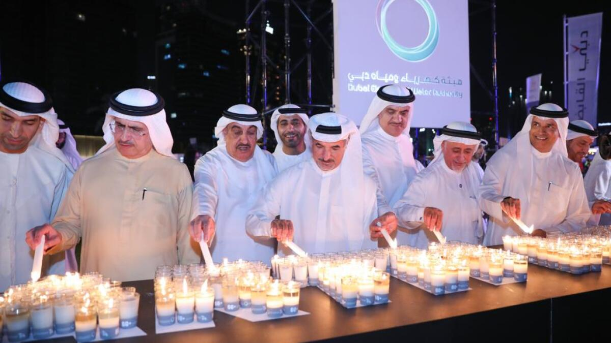 Dubai saves 267MW in electricity consumption during Earth Hour 2019