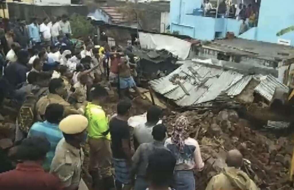 Tamil Nadu, rain, schools, red alert