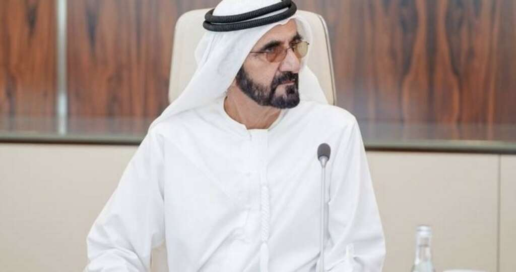 Sheikh Mohammed, announce, changes, government, July 5