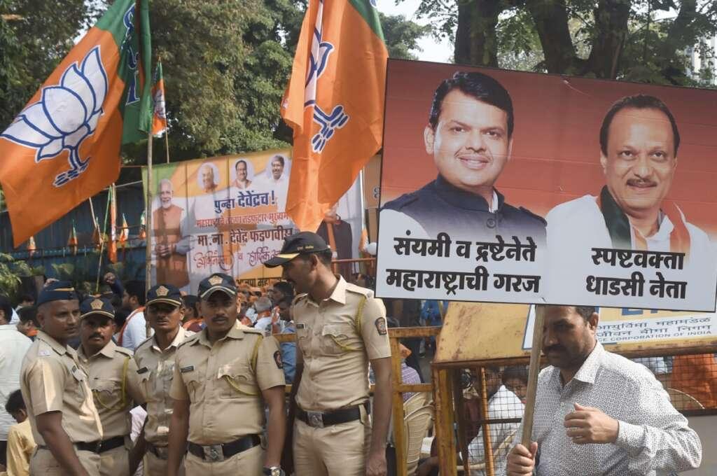 Fadnavis, Ajit Pawar, Maharashtra crisis, Maharashtra
