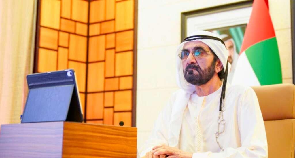 covid-19, coronavirus, Sheikh Mohammed, residence visa