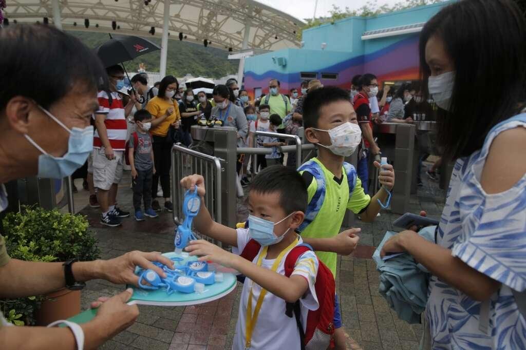 Hong Kong, Coronavirus, Gatherings