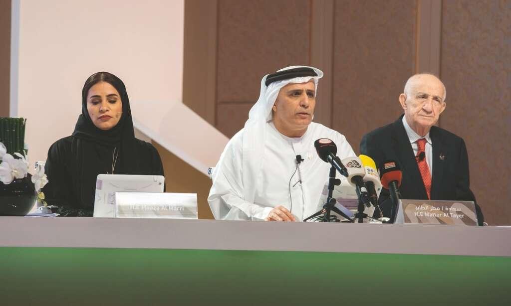Nahyan and Omar win Mohammed bin Rashid Al Maktoum Creative Sports Awards