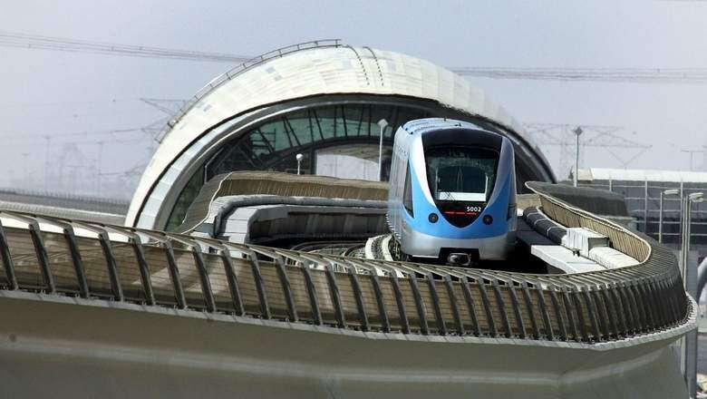 Dubai Metro Red Line to be partially closed from Jan 2018
