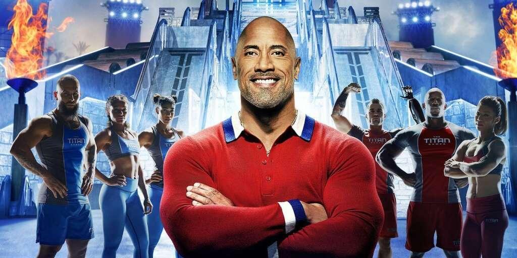 The Rock tells UAE: watch Titan Games