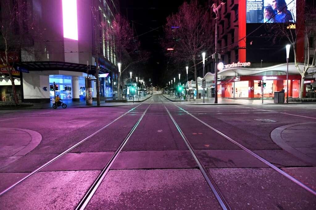 Australia, Melbourne, fresh, restrictions, industries, retail, construction, in, bid, curb, coronavirus, Covid-19