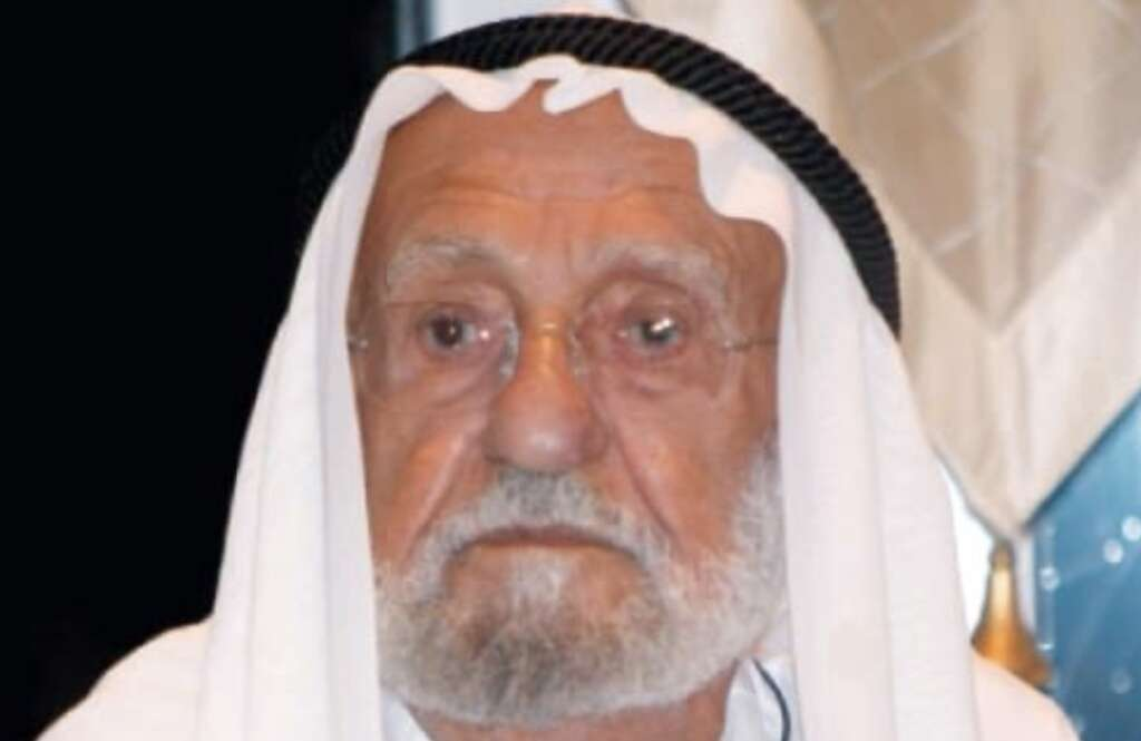 Haj Saeed bin Ahmed Al Lootah, passes away, Sheikh Mohammed, respects