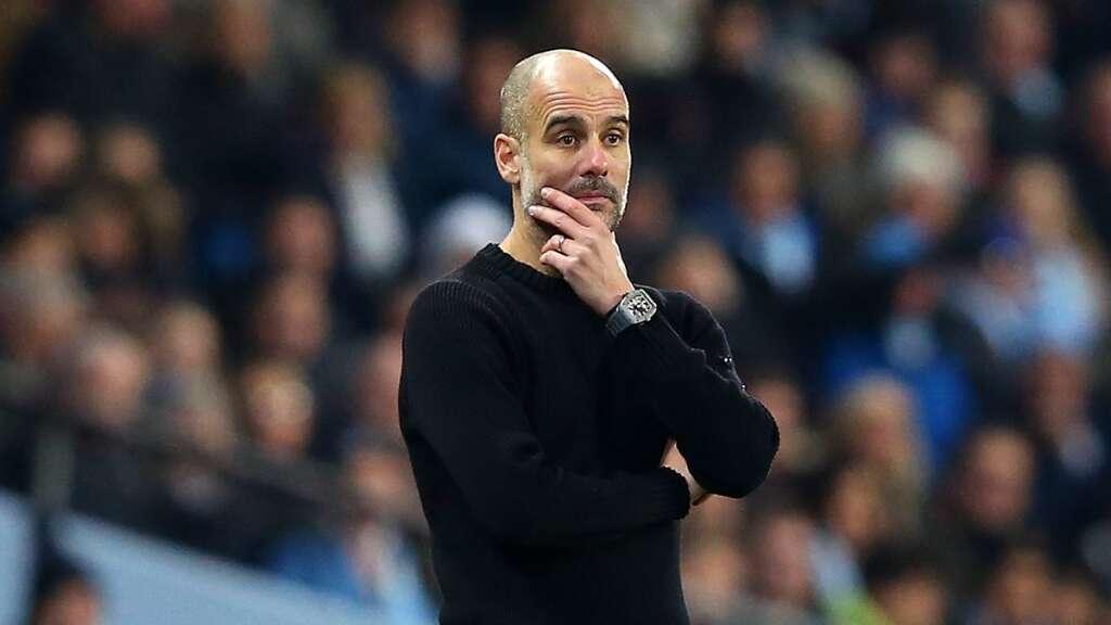 Don T Like Guardiola In Terms Of Man Management Benatia News Khaleej Times
