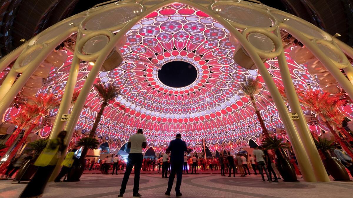 Expo 2020 Dubai: Sheikh Abdulaziz purchases 1,000 tickets for Ajman govt employees