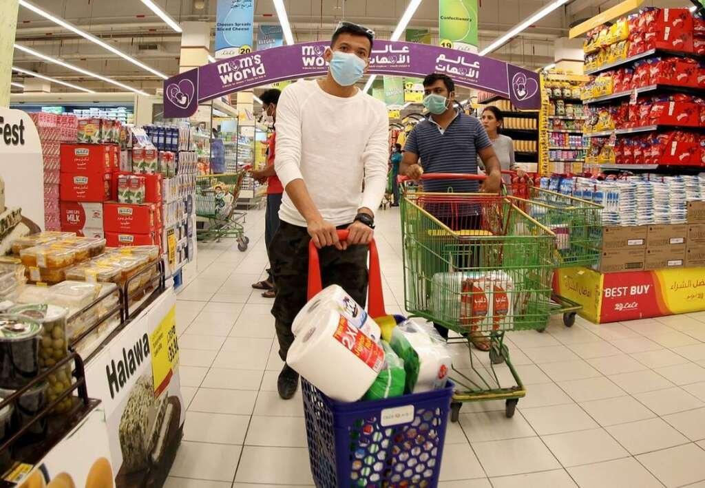 Major Dubai retailers, suppliers