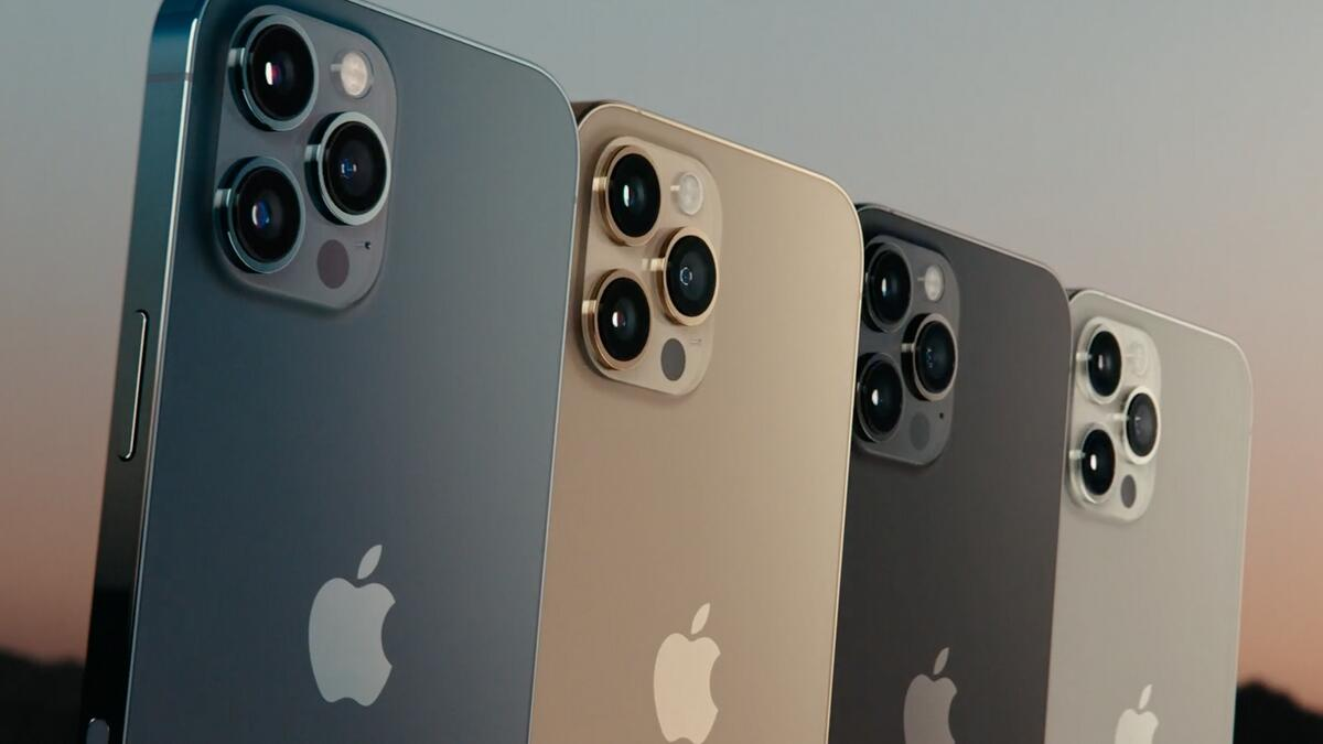 The iPhone 12 Pro Max is powered by the new A14 Bionic chip, which can perform over 11 trillion computations per second.
