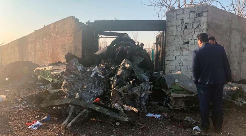 Ukraine plane crash, Ukraine International Airlines, complete list of passengers