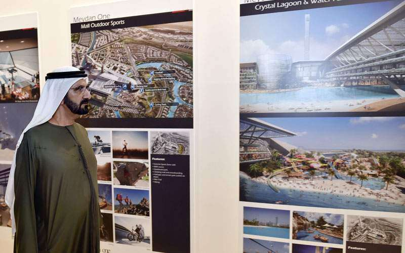 Dubai eyes more records with Meydan One project