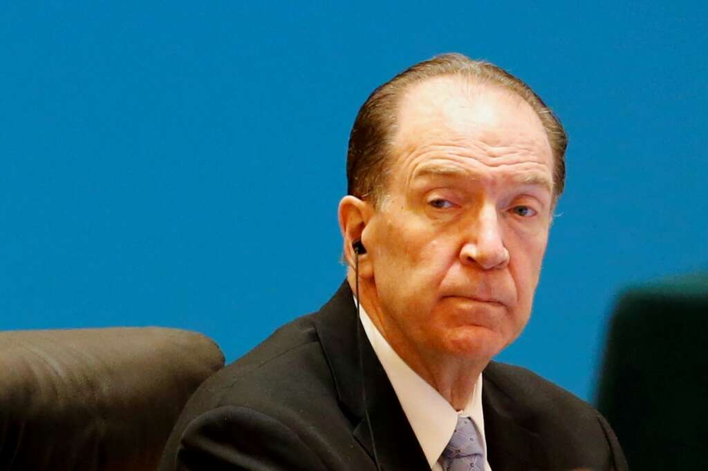 World Bank, David Malpass, International Finance Corporation, coronavirus, Covid-19