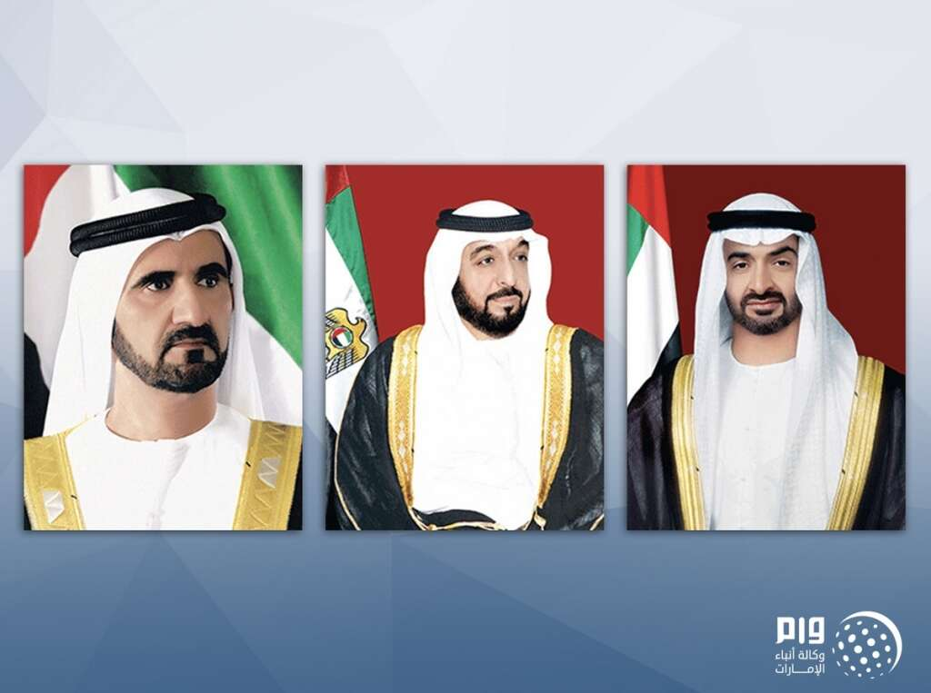 UAE, leaders, congratulate, president Uruguay, independence day