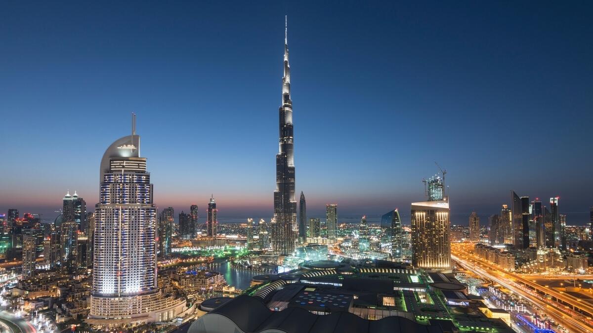 Dubai property, real estate